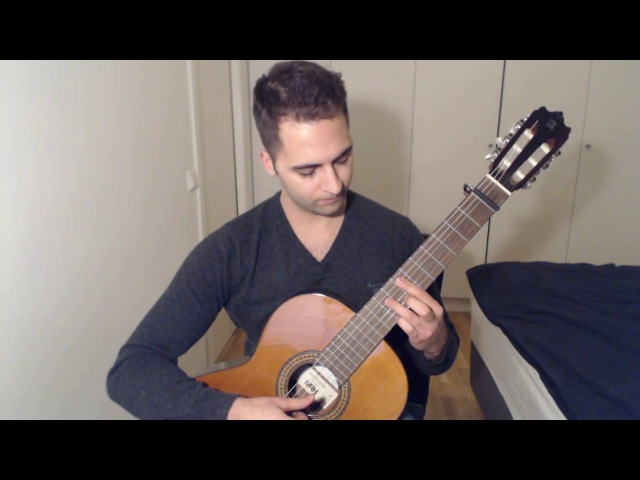 Main Theme - The Elder Scrolls III: Morrowind on Guitar