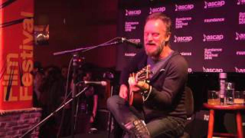 Sting - Every Breath You Take - Sundance ASCAP Music Café » Freewka.com - Смотреть онлайн в хорощем качестве