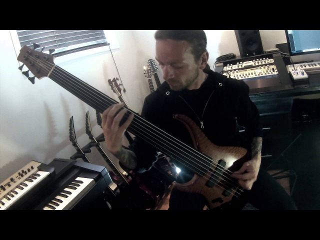 Death - Nothing is Everything Bass Cover by Dominic Forest Lapointe