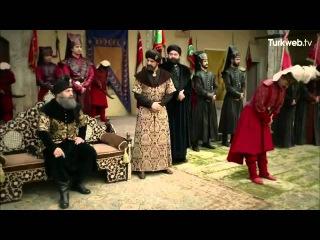 Muhteşem Yüzyıl 117.Bölüm - Sultan Süleyman Yeniçeri ocağında