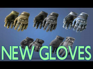Oczosinko - New Gloves  update cs go