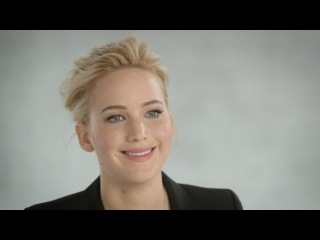 Jennifer Lawrence on Her and Amy Schumers First Email Exchange