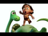 Тв-ролик Хороший динозавр THE GOOD DINOSAUR Official UK TV Spot (2015) Pixar Disney Movie HD