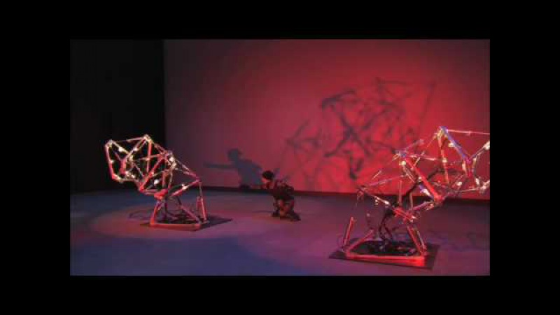 Grace State Machines in the BlackBox by Bill Vorn 2007
