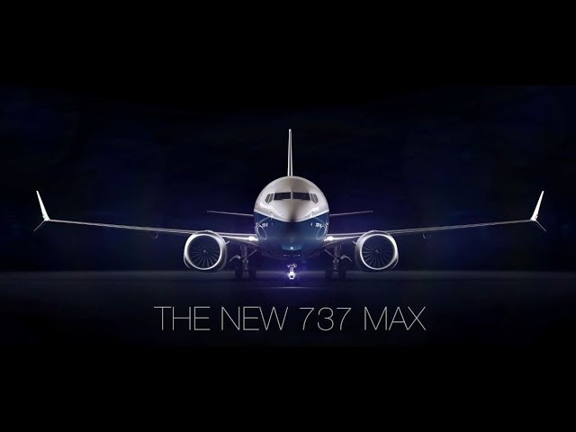 MAX efficiency, MAX reliability, MAX passenger appeal - Boeings new 737 MAX