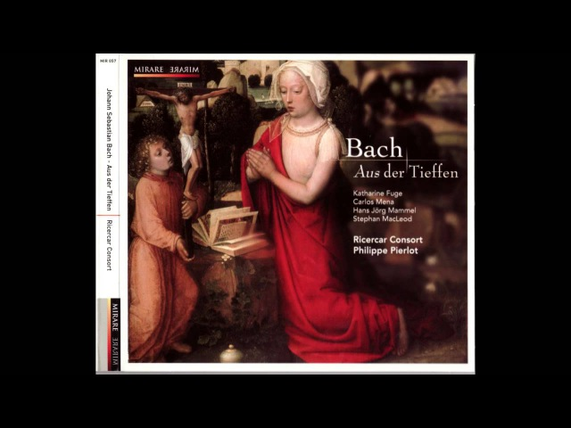 J.S.Bach Cantata BWV 131 3. Ich harre des Herrn