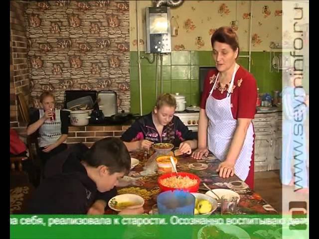 Счастье многодетной семьи Кузнецовых