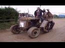 Самые необычные гусеничные тракторы