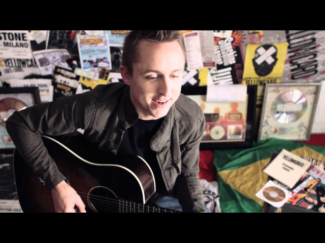 Yellowcard - With You Around (Acoustic) (Official Music Video)