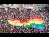 Гей-парад прошел в Стамбуле (2014)