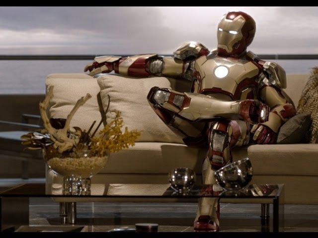 «Железный человек 3» Как создавался суперкостюм Тони Старка