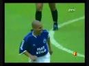 Cruzeiro 5 x 2 Fluminense - Campeonato Brasileiro 2003. Gol de placa do Alex!