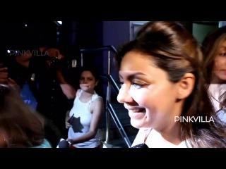 Gauri khan & Shweta bachchan catch the screening of Kapoor & Sons
