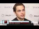 Dylan Sprayberry Gets Kissed By Tyler Posey On The Red Carpet! Plus Teen Wolf Season 5!