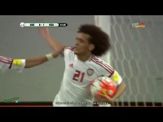 ★ UNITED ARAB EMIRATES 1-1 SAUDI ARABIA ★ 2018 FIFA World Cup Qualifiers - All Goals ★