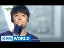 Lee HongGi - Insensible 이홍기 - 눈치 없이 Music Bank HOT Stage / 2015.11.27