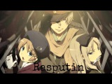 HD Nightcore - Rasputin Boney M.