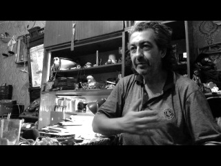 Papa Srapa рассказывает анекдот про саундтрек для кино (18+)