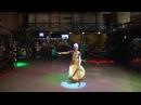 Наталия Власова -  Бхаратанатьям - TribalBorn B'Day Party 2015, Чернигов
