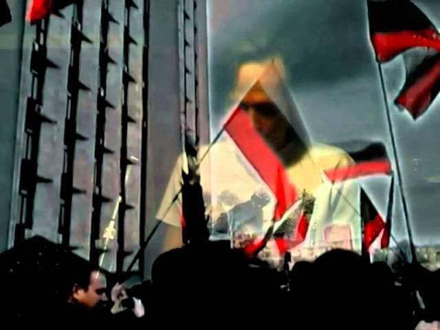 День Триффидов Вставай, Донбасс! (Гимн ДНР)
