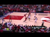 [HD] Washington Wizards vs Atlanta Hawks | Full Highlights | Game 5 | May 13, 2015 | NBA Playoffs