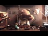 Медвежья история ⁄ Bear Story (2016) Короткометражный мультфильм (Оскар 2016)