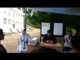 Встреча с армянской молодежью в Нагорном Карабахе (часть 2)