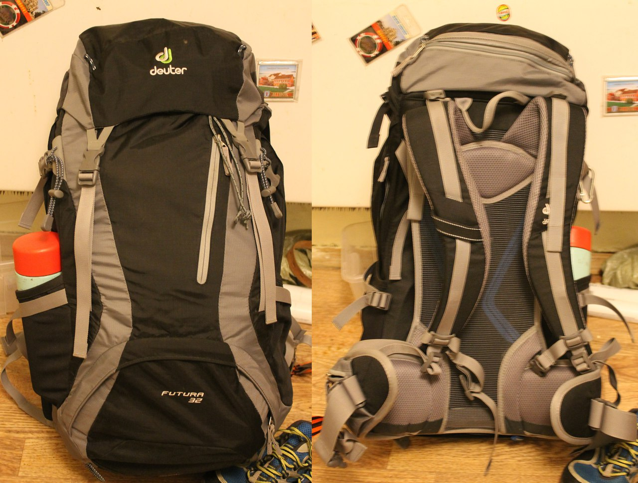 Рюкзак Для Путешествий 28 Л. С Поясом