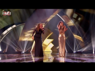 Sam Bailey sings And Im Telling You with Nicole Scherzinger - Live Week 10 - The X Factor 2013. X -фактор. Британия. Финалистка