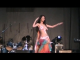 Алла Кушнир Сексуальная Танец живота в Азербайджане Alla Kushnir Sexy Belly Dance in Azerbaijan
