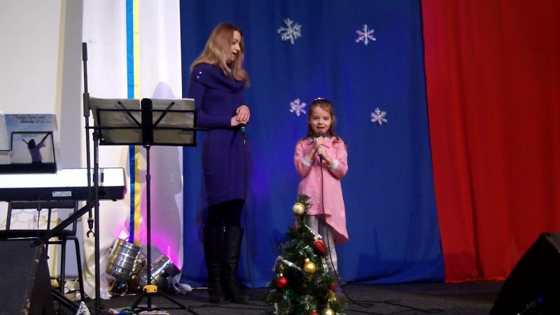 Різдвяний концерт у Церкві Гефсиманія