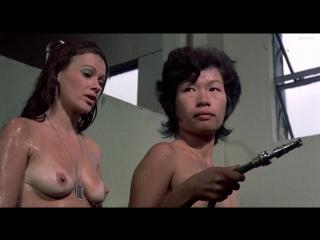 Pam Grier, Margaret Markov Nude - Black Mama White Mama (1973) 1080p