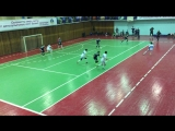 Авангард-Береке 12.12.15 (1 тайм, видео №3)
