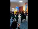 танец ЧУНГА-ЧАНГА в садике!