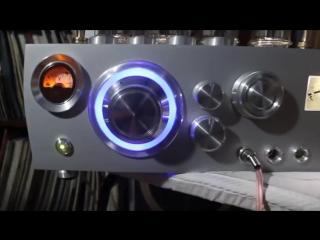 Ламповый усилитель на ГУ-50