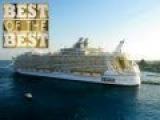 САМЫЙ большой в мире круизный лайнер «Оазис морей»