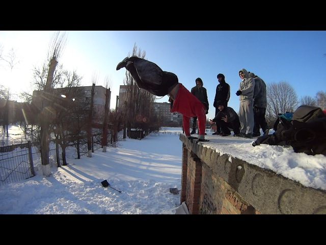 Jumping. Sony Action Cam as30v