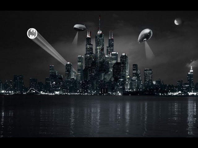 First Look/Gotham (озвучка Wayland Team)