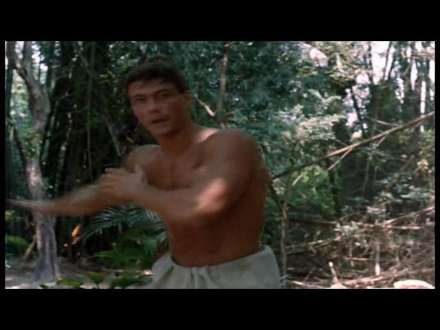 Paul Hertzog - Advance training (Kickboxer) HD