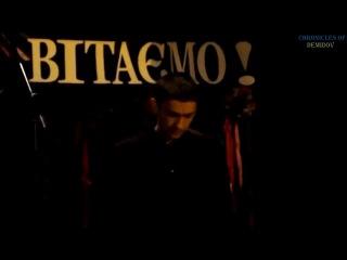 Олесь Грицевич - ОЙ у лісі, на поляні. День захисника України. Бортники.