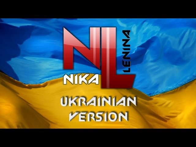 Neon Genesis Evangelion / Thesis of a Cruel Angel (Nika Lenina Ukrainian TV Version)