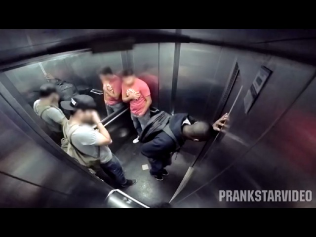 Давануло Запор в Лифте Пранк! / Смешно до боли!