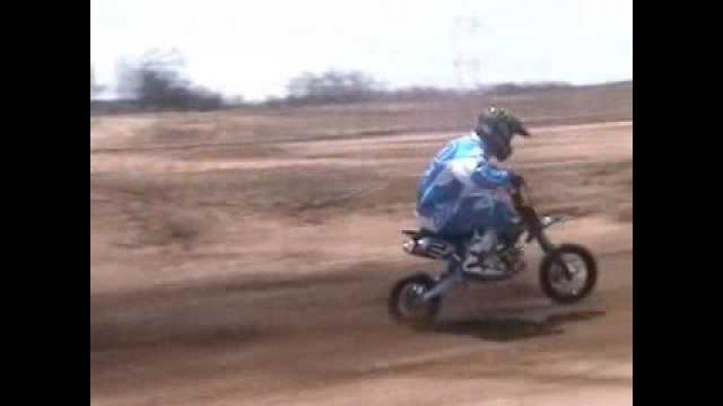 Jeremy McGrath BBR CRF50 / KLX110