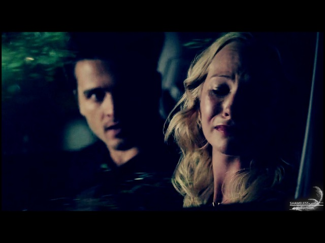 Enzo caroline | im latching onto you {6x02}