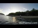 Stand Up Paddling with iSUP Samui