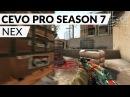 CEVO Pro Season 7 Finals nex vs. NaVi