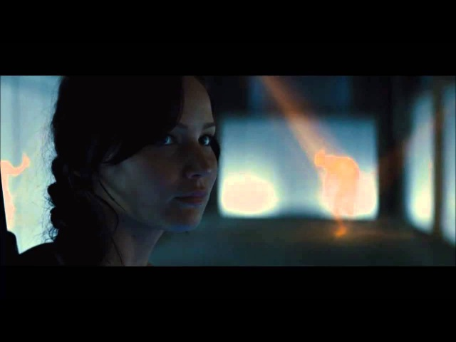 The Hunger Games: Catching Fire Katniss Archery Training