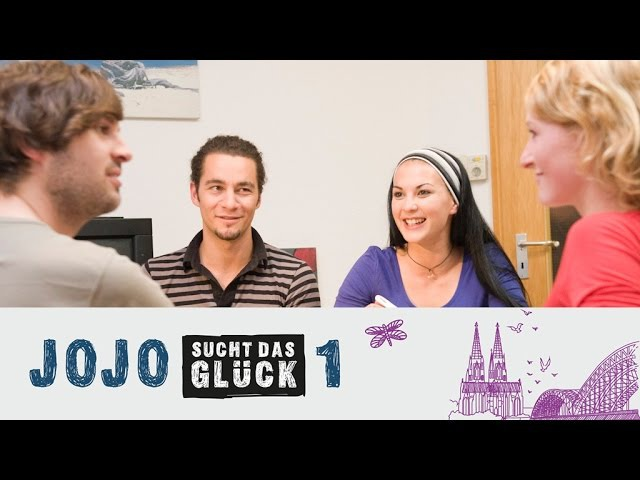 Deutsch lernen (B1/B2) | Jojo sucht das Glück – Staffel 1 Folge 15