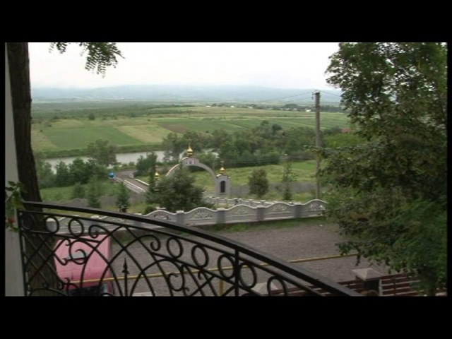 Монастирське життя Закарпаття