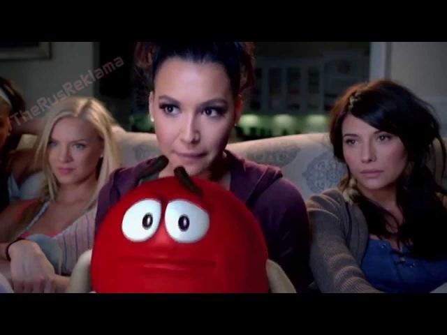 Реклама MM'S 2015 | Эмемдемс - Баллада о любви